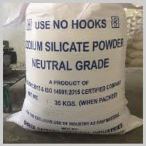 Sodium Silicate – Reliant Overseas Limited